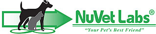 Get puppy supplements from Nuvet